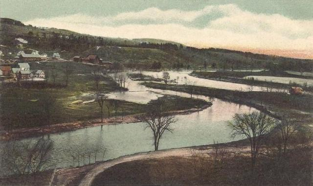 Merrimack_River,_Franklin,_NH